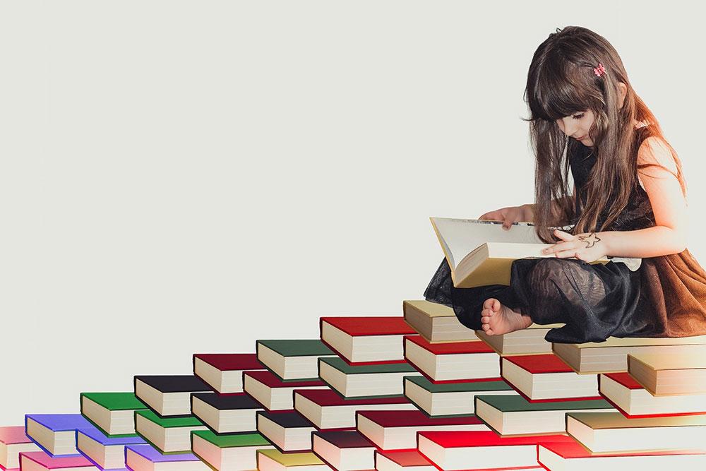 Importancia de la lectura en bebés y niños