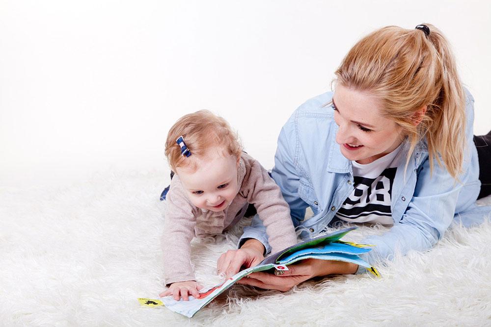 Lectura en bebés